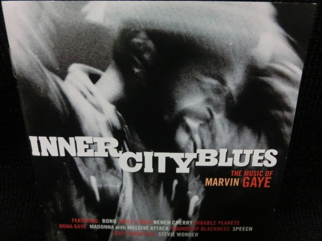 マーヴィン ゲイ inner city blues make me wanna holler