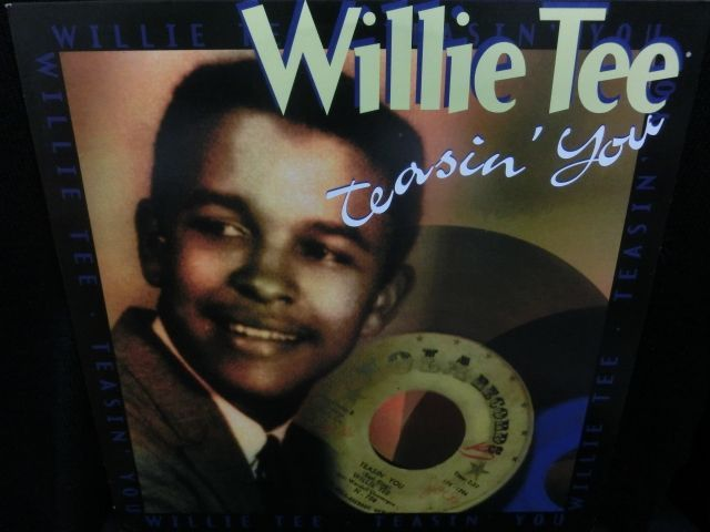 Willie Tee Teasing You Again Your Love My Love Together