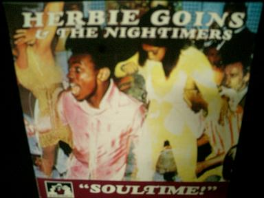 Herbie Goins Nightimers No 1 In Your Heart